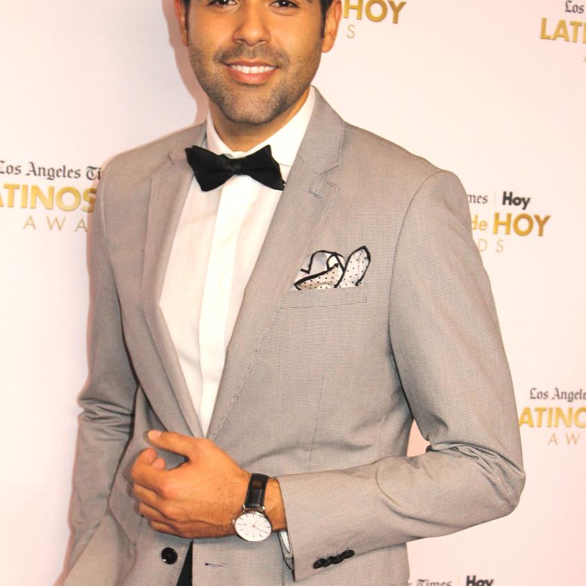 J.M. Longoria-Actor