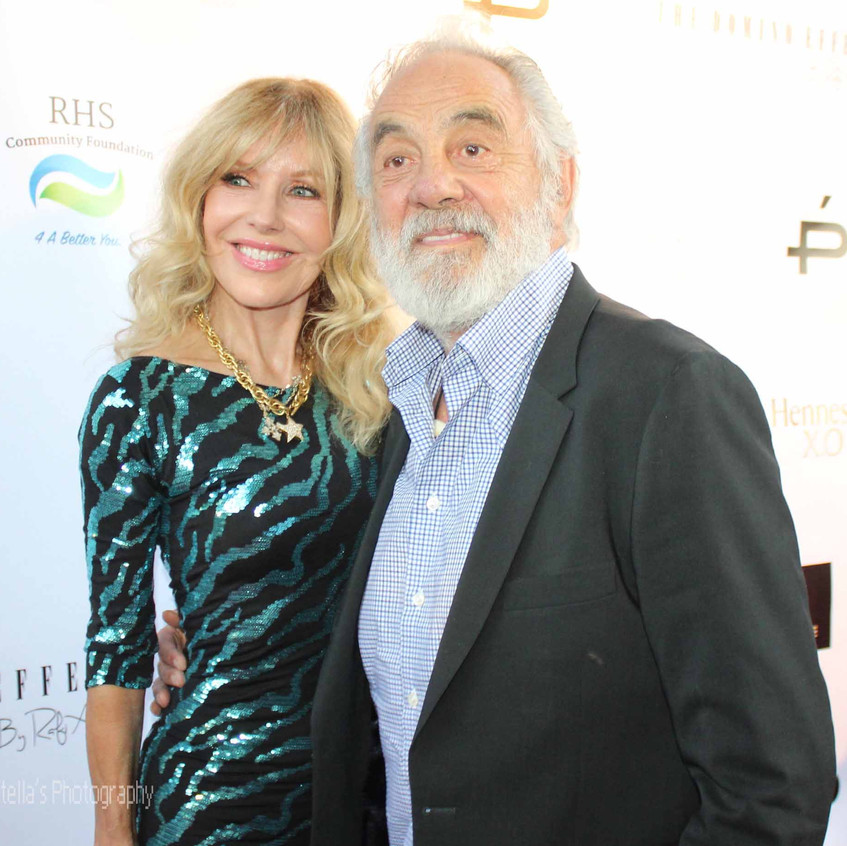 Tommy Chong- Actor with Shelby Chong-Com