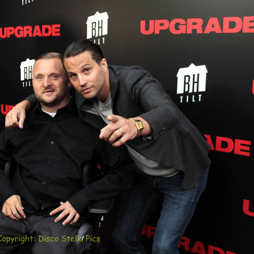 Logan Marshall - Green with guest
