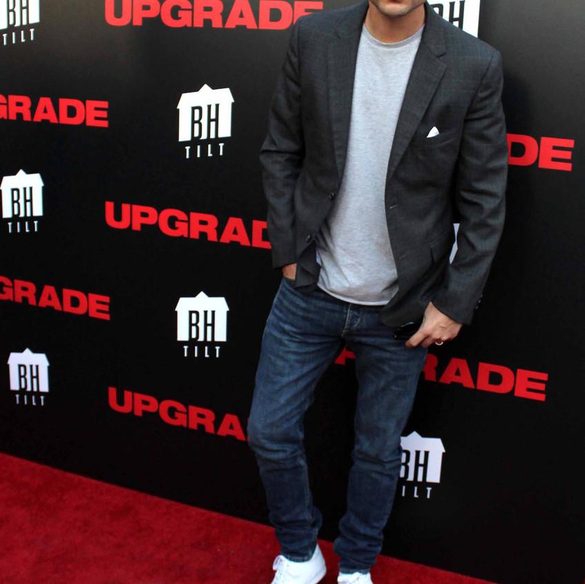 Logan Marshall-Green - Actor - Cast of UPGRADE