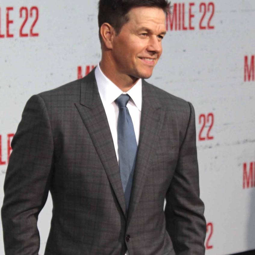 Mark Wahlberg- Cast of Mile  on the carp