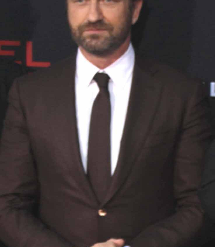 Gerard Butler - Actor - Cast