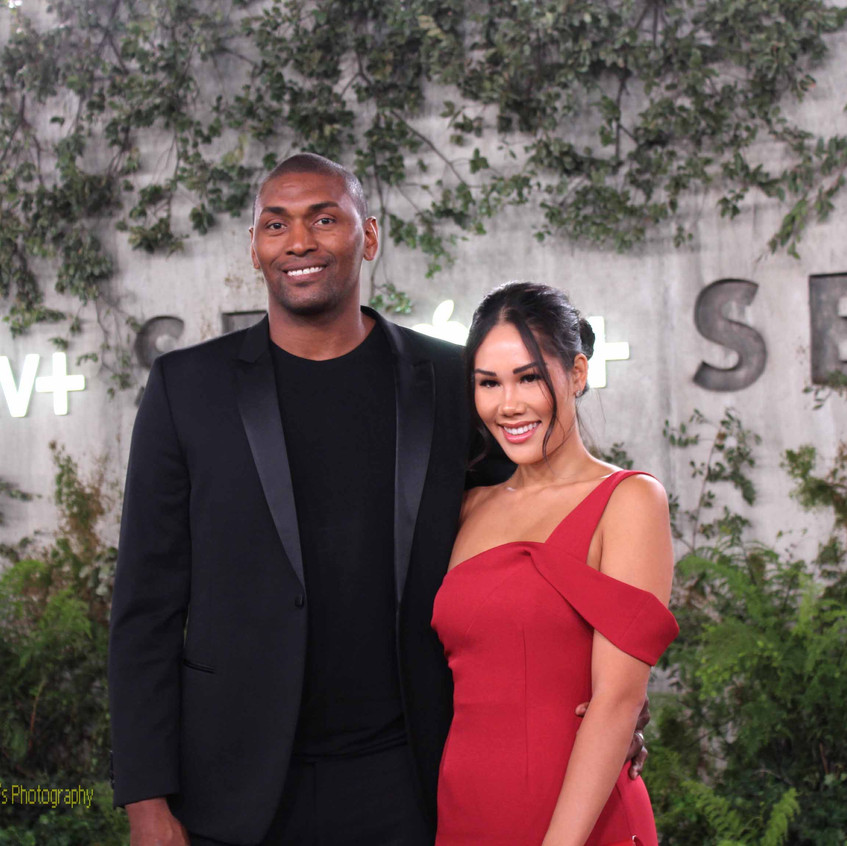 Metta World Peace- Former NBA Player and