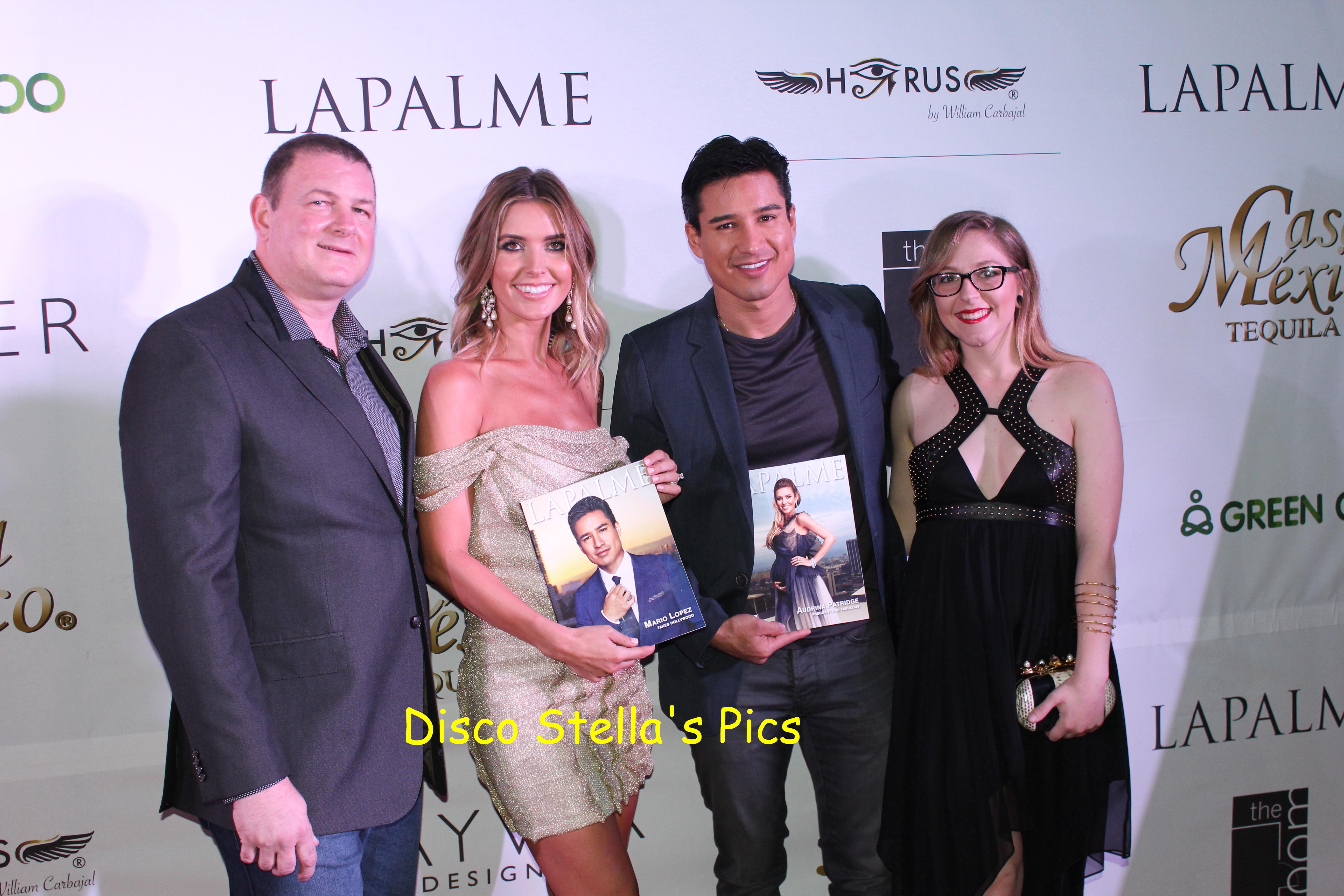 Mario Lopez - Disco Stella's Pics