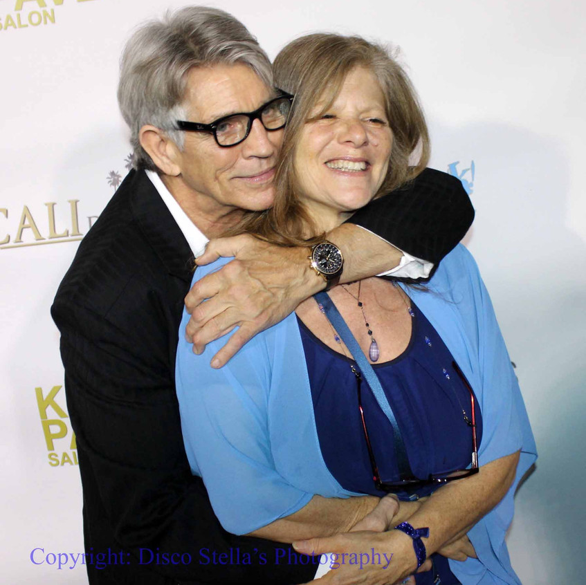 Eric Roberts and guest