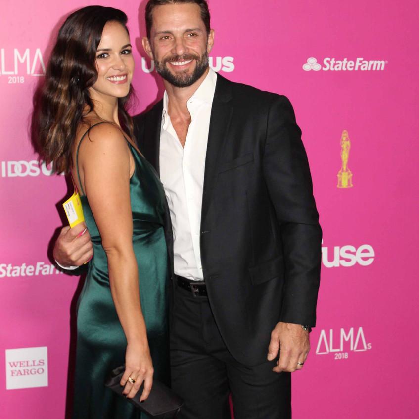 Melissa Fumero and David Fumero - Actor.