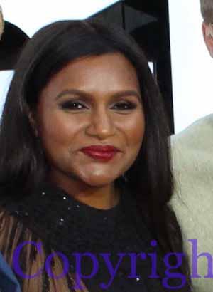Mindy Kaling- Actress