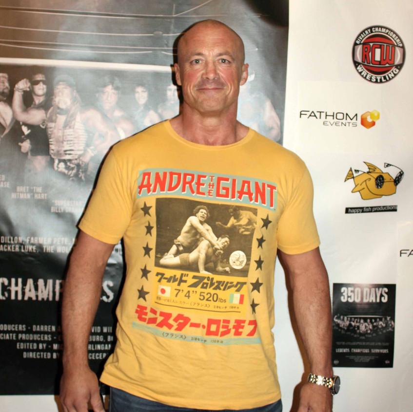 Paul Lazenby- Actor-Professional Wrestler-Stuntman