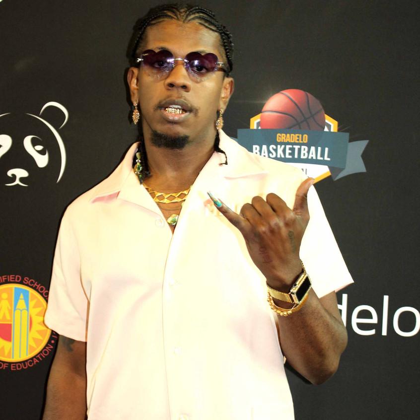 Trinidad James - American - Trinidadian Rapper 1
