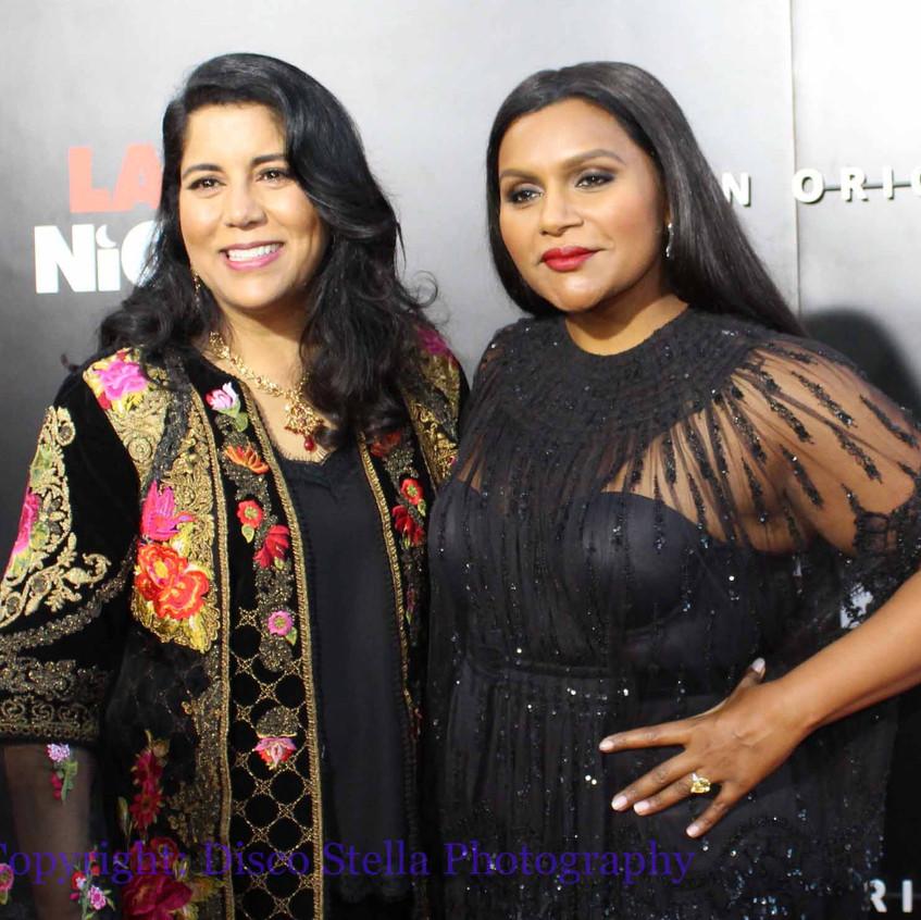 Nisha Ganatra - Director and Mindy Kalin