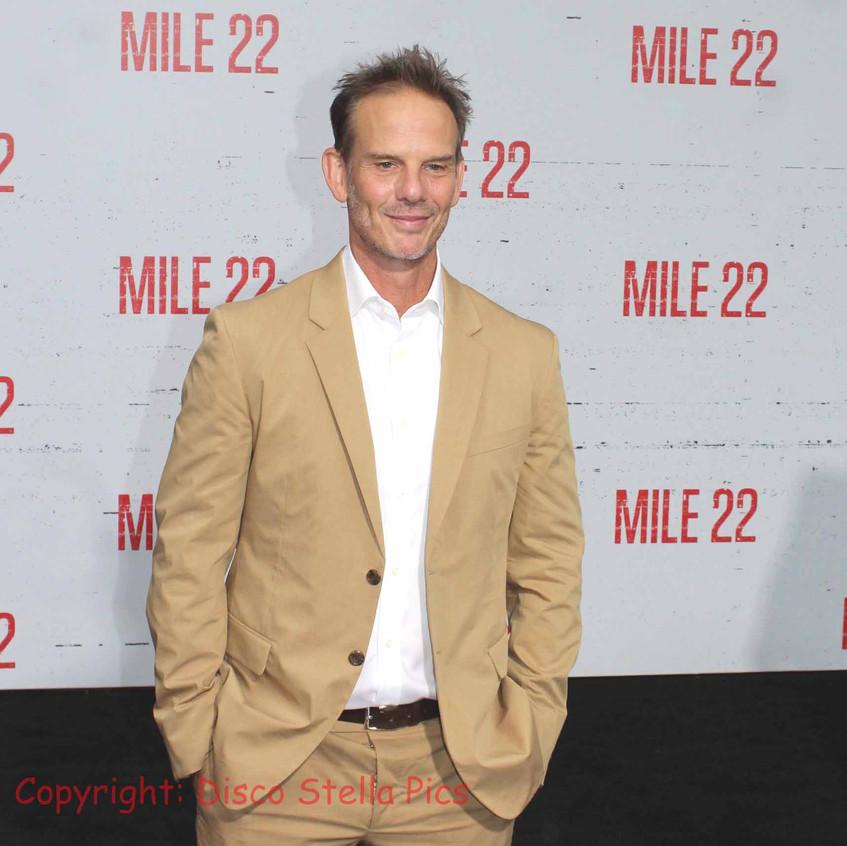 Peter Berg- Director of Mile 22
