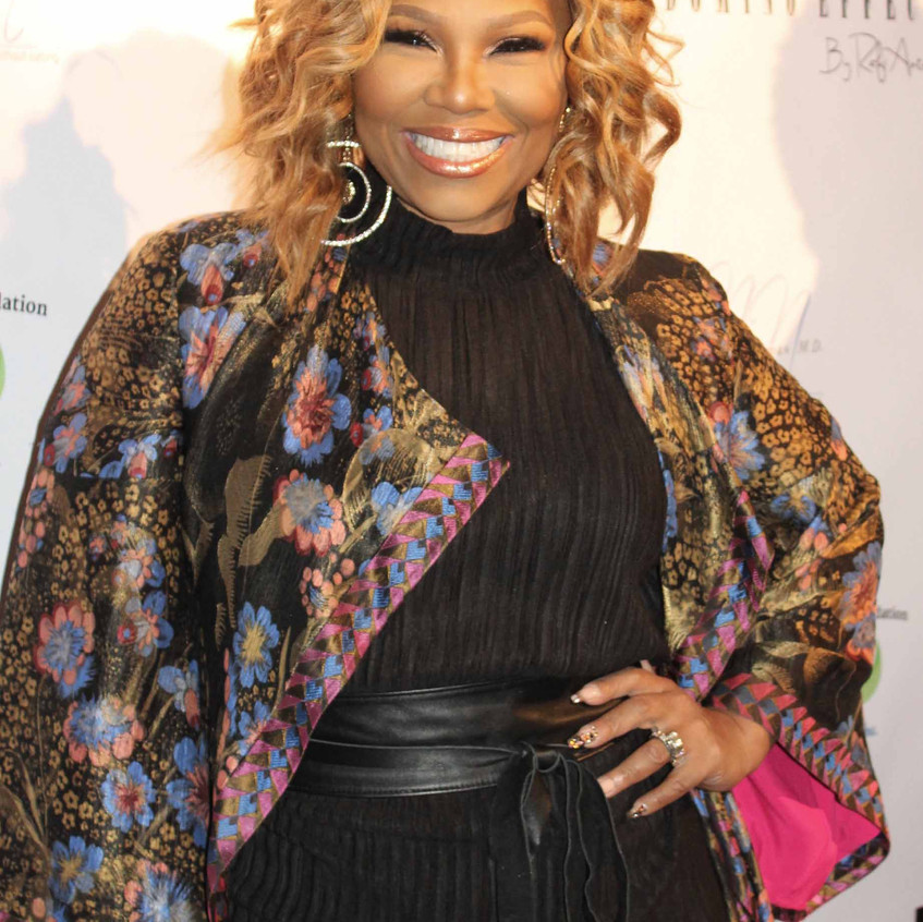 Mona Scott Young- TV Producer........