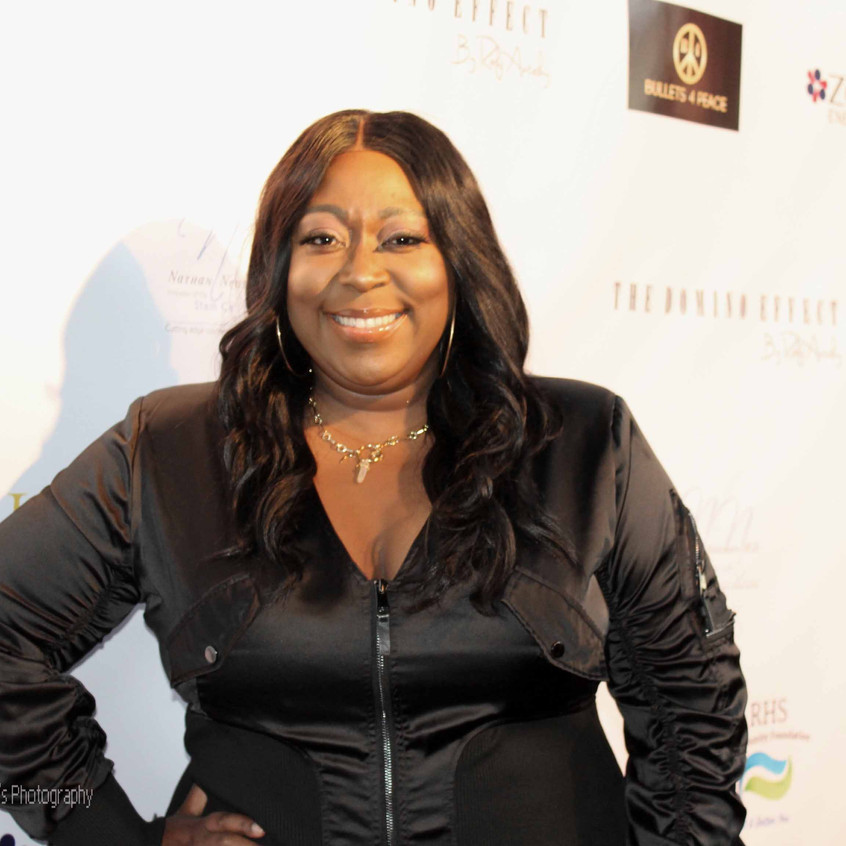 Loni Love- Host The Real.......