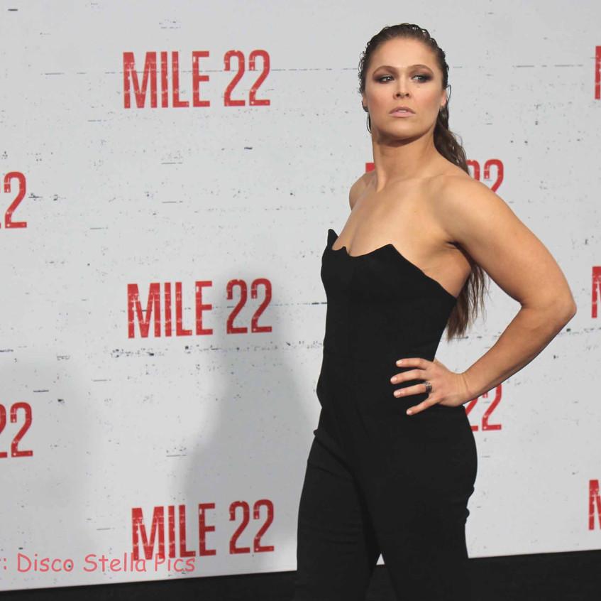 Ronda Rousey - Athlete