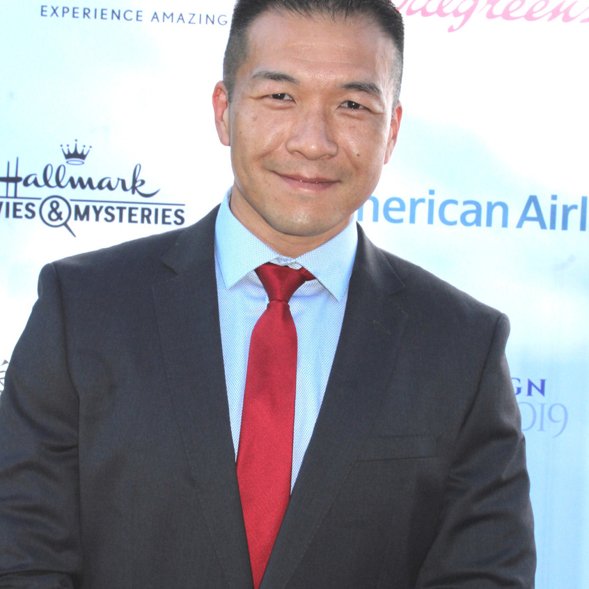 Jimmy Choi- Honoree- American Ninja Warr