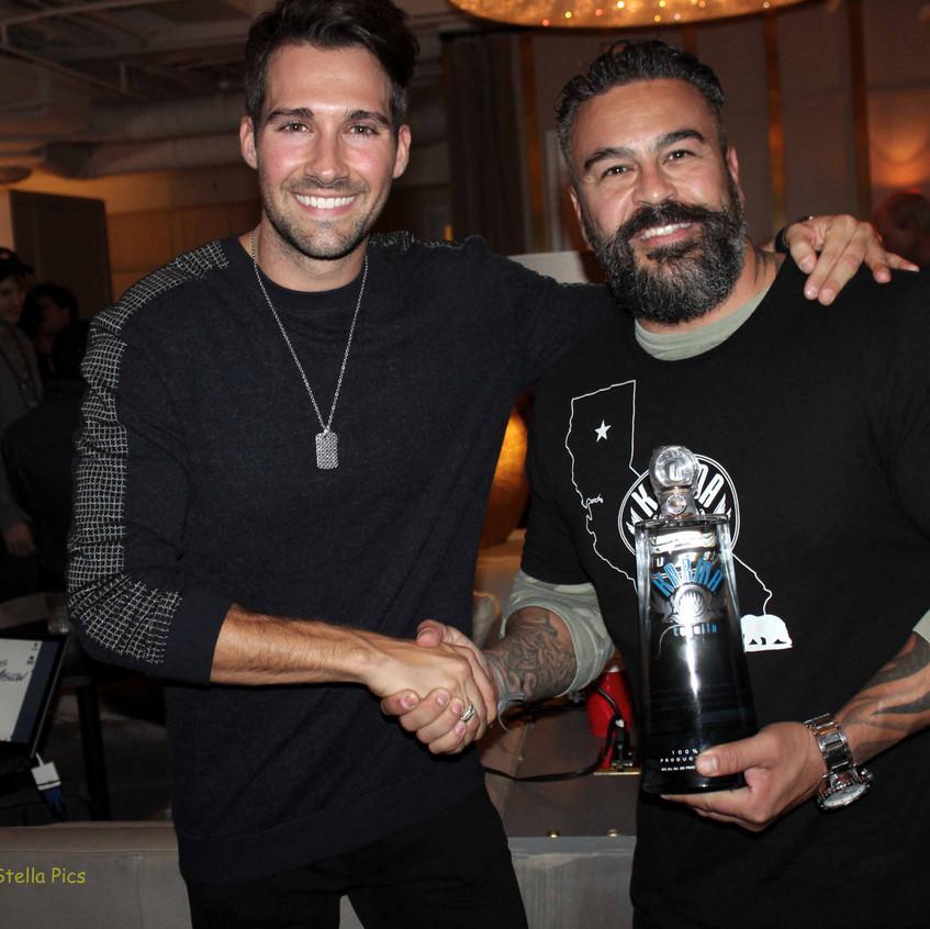 James Maslow and Karma Tequila Sponsor 1
