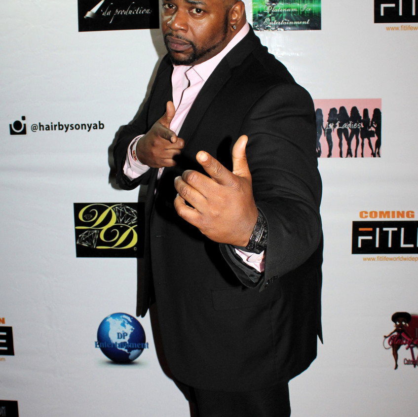 Marcello Thedford - Actor