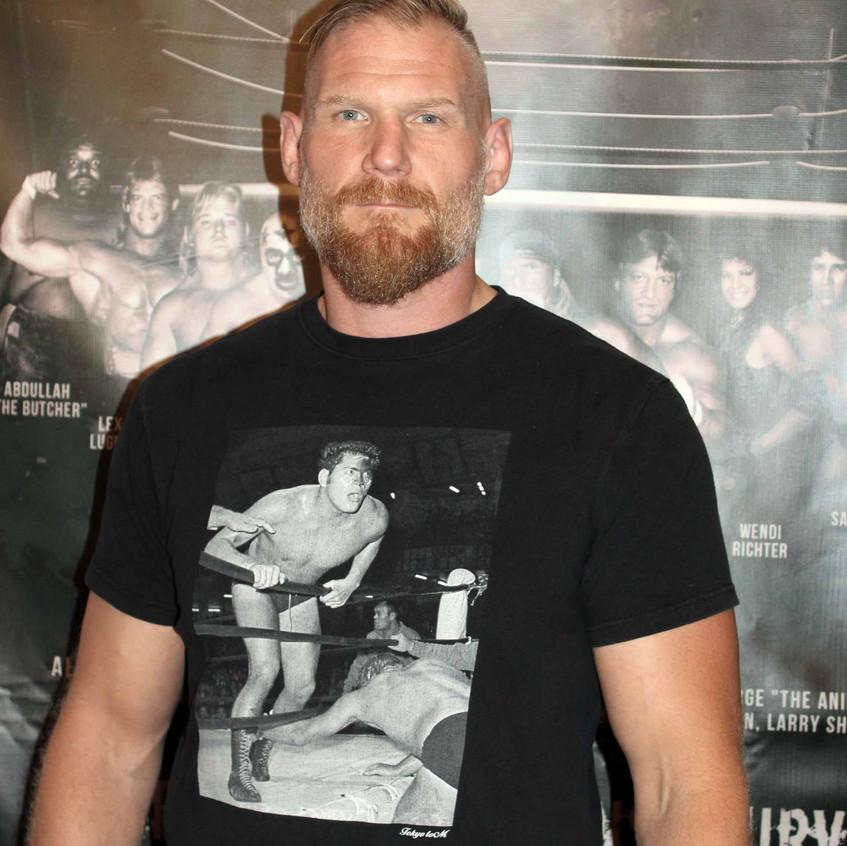 Josh Barnett- American Mixed Martial Artist 1