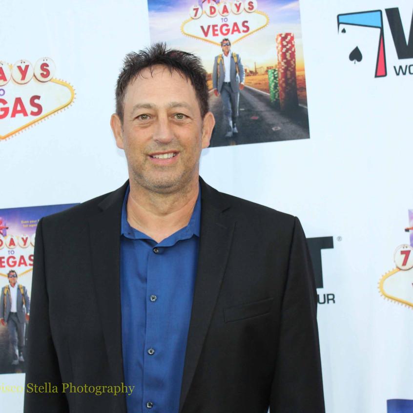 Steve Alper- Writer and Co-Producer-7 Da