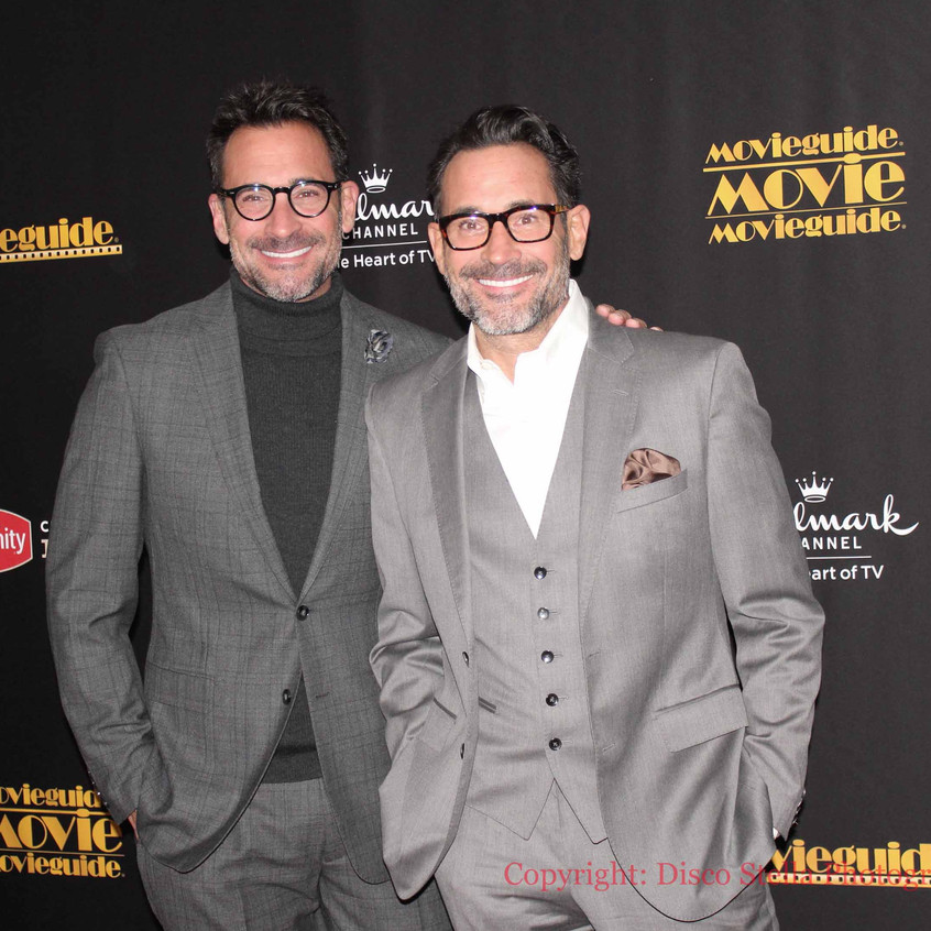 Lawrence Zarian and Gregory Zarian