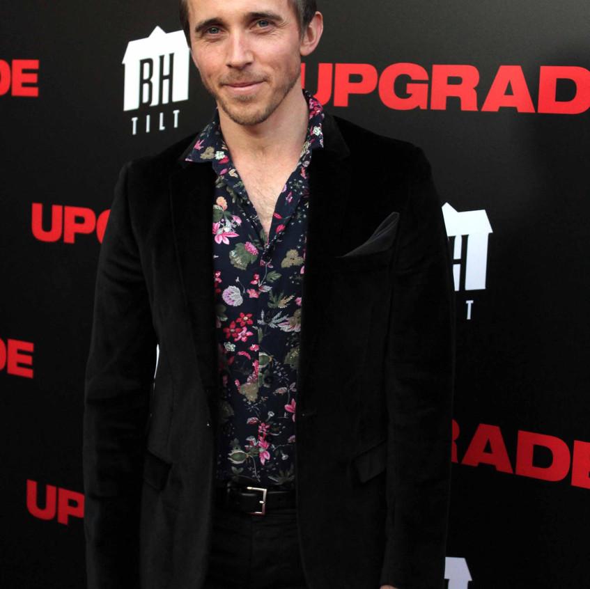 Benedict Hardie- Actor- Cast of UPGRADE 1
