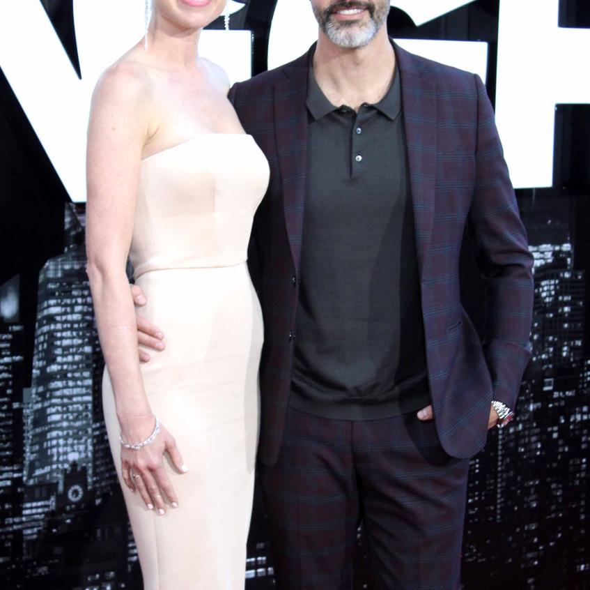 Reid Scott - Actor - Cast with wife Elsp