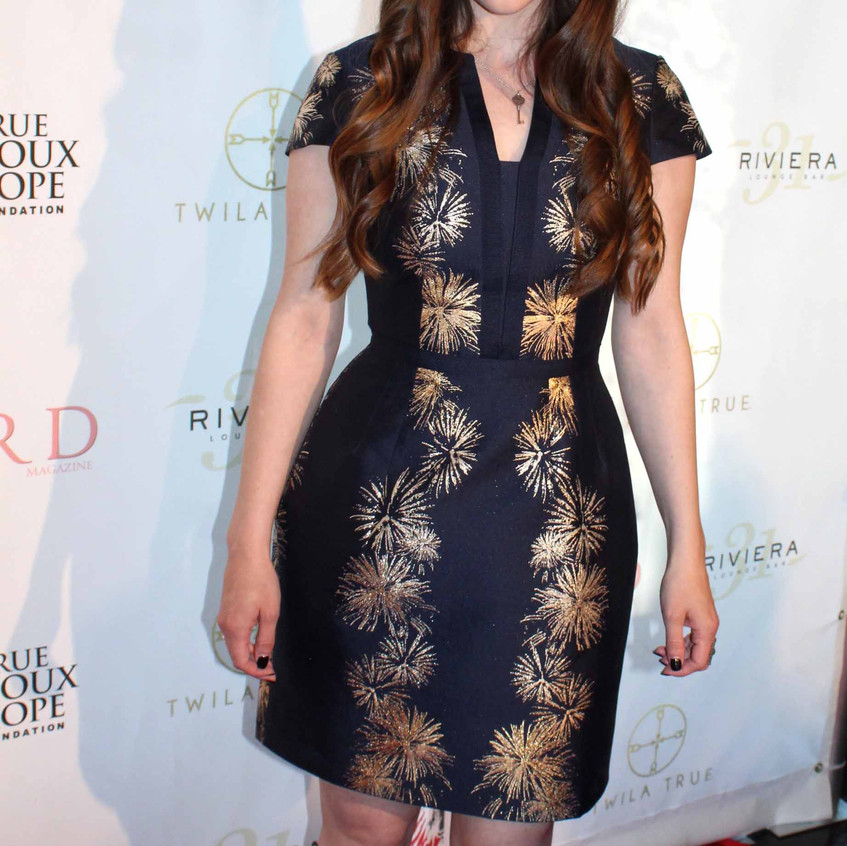 Brittany Curran- Actress- The Magician