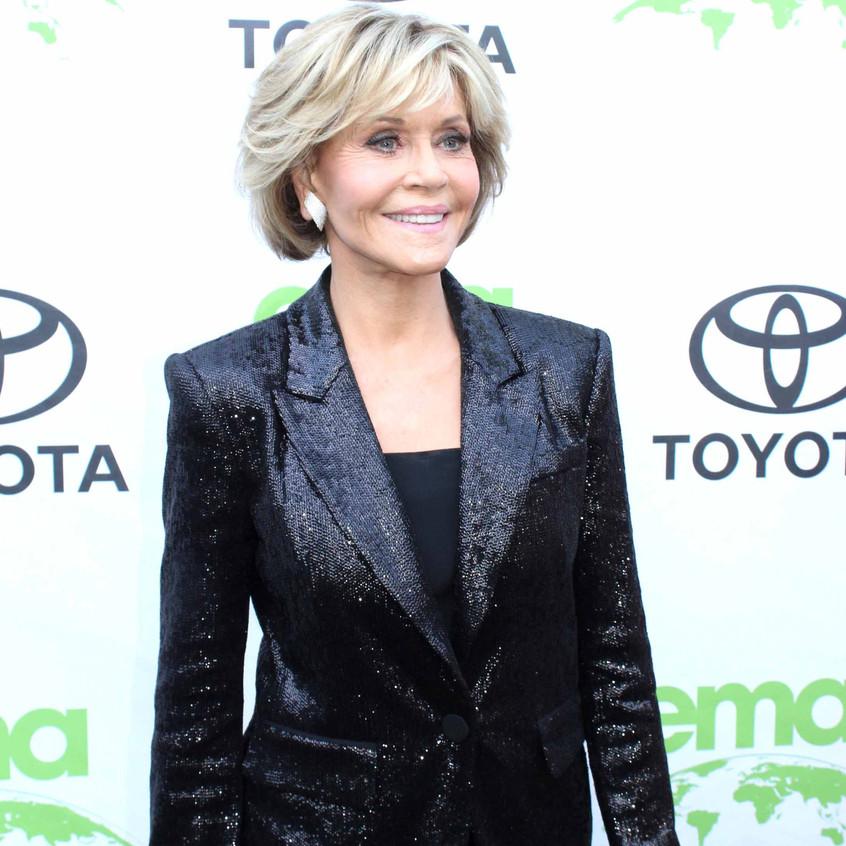 Jane Fonda Legendary Actress