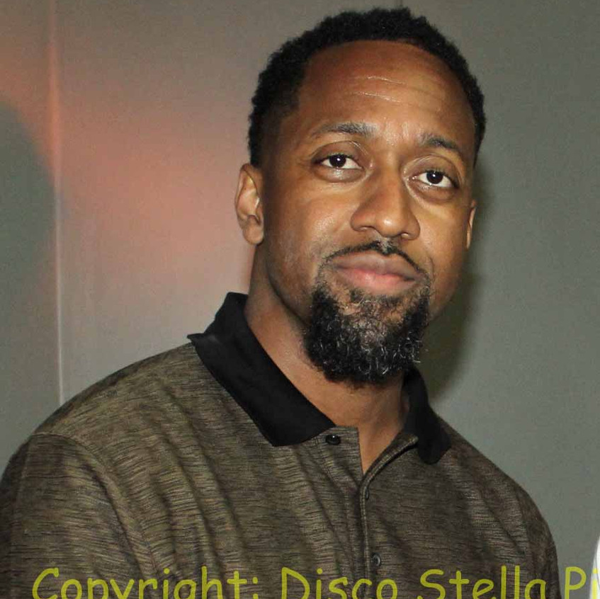 Jaleel White - Actor - Guest at the game
