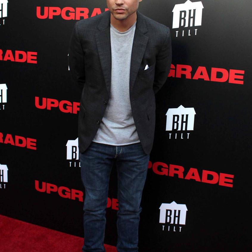 Logan Marshall-Green - Actor - UPGRADE Cast