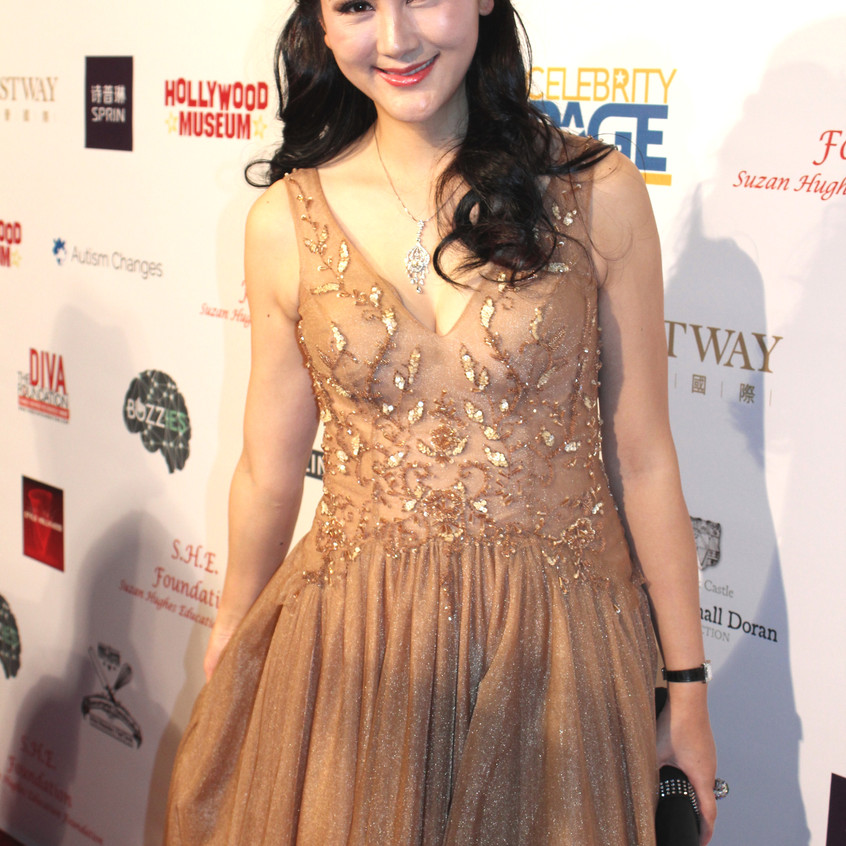 Theresa Li - Actress