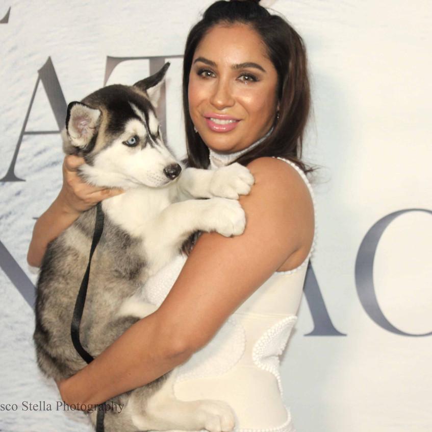 Liana Mendoza - Actress.....1