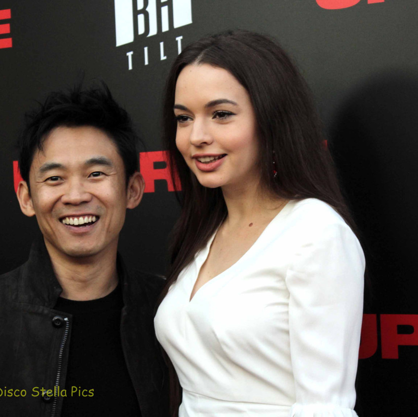 James Wan - Film Director with Guest