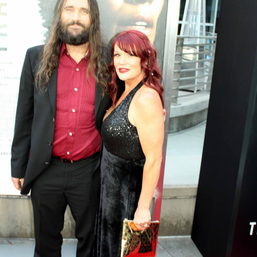 Lorin McCraley -Traffik Cast Actor with guest 1