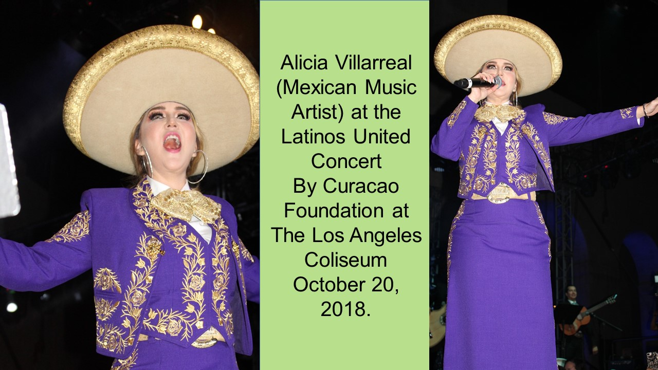 Alicia Villareal - Copyright Disco Stell