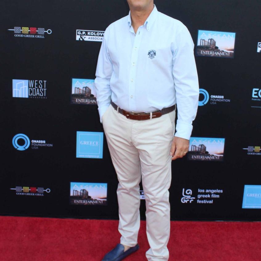 Andreas Morfonios- Director of Jamaica