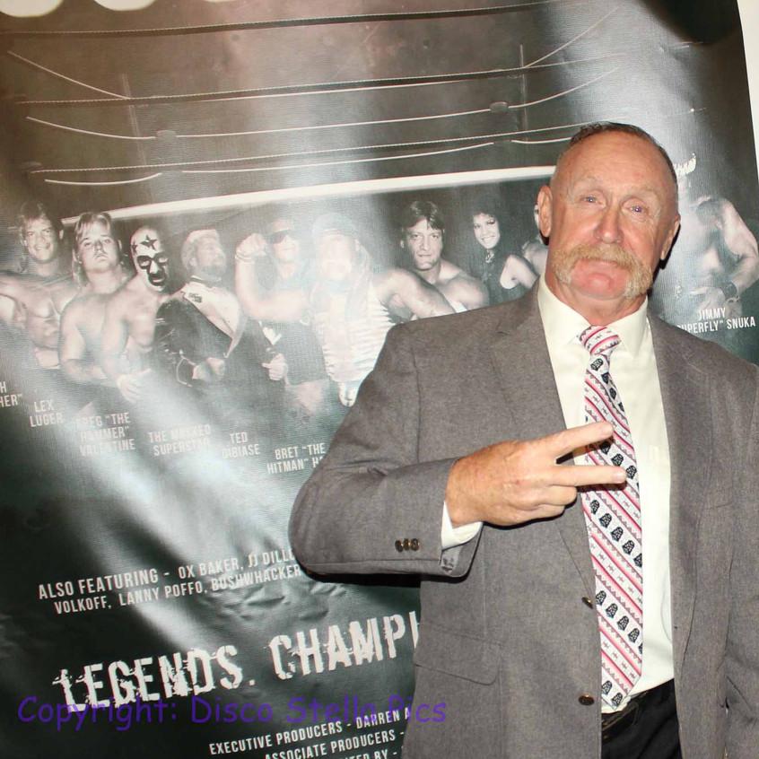 Al Burke- Actor - Pro Wrestler - Stunt Man