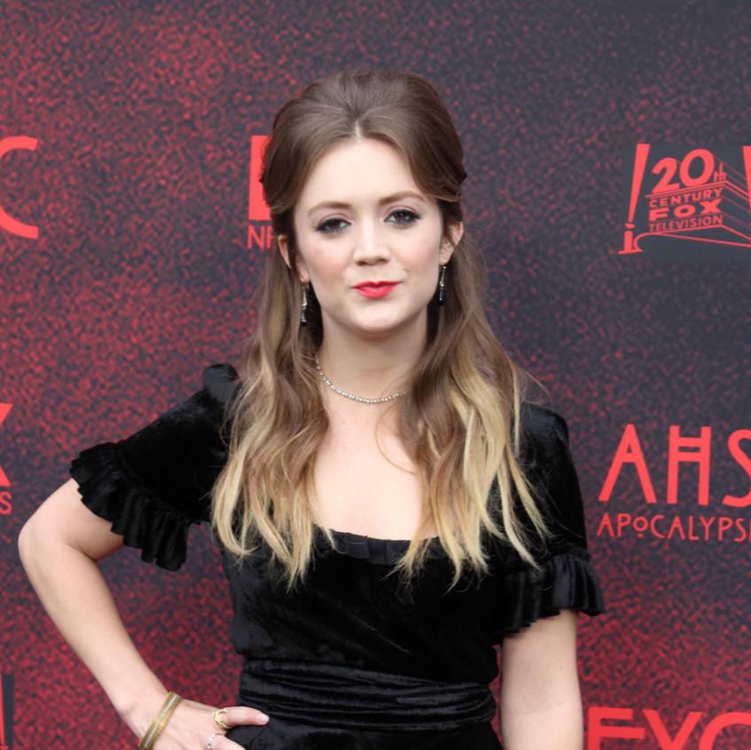 Billie Lourd -Actress - Cast......