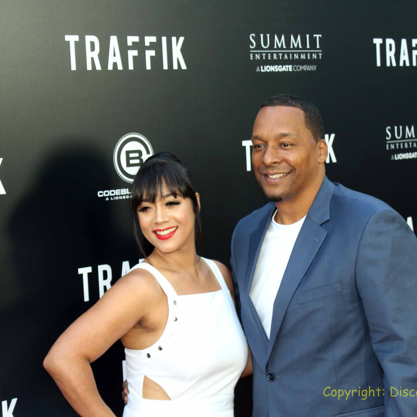 Roxanne Taylor - Producer with Deon Taylor - Director. 1