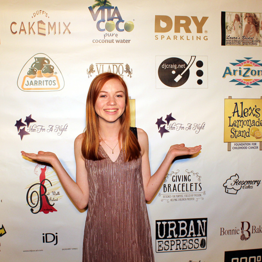Abby Donnely- Actress