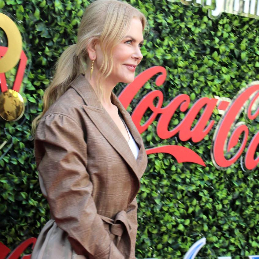 Nicole Kidman- Actress............