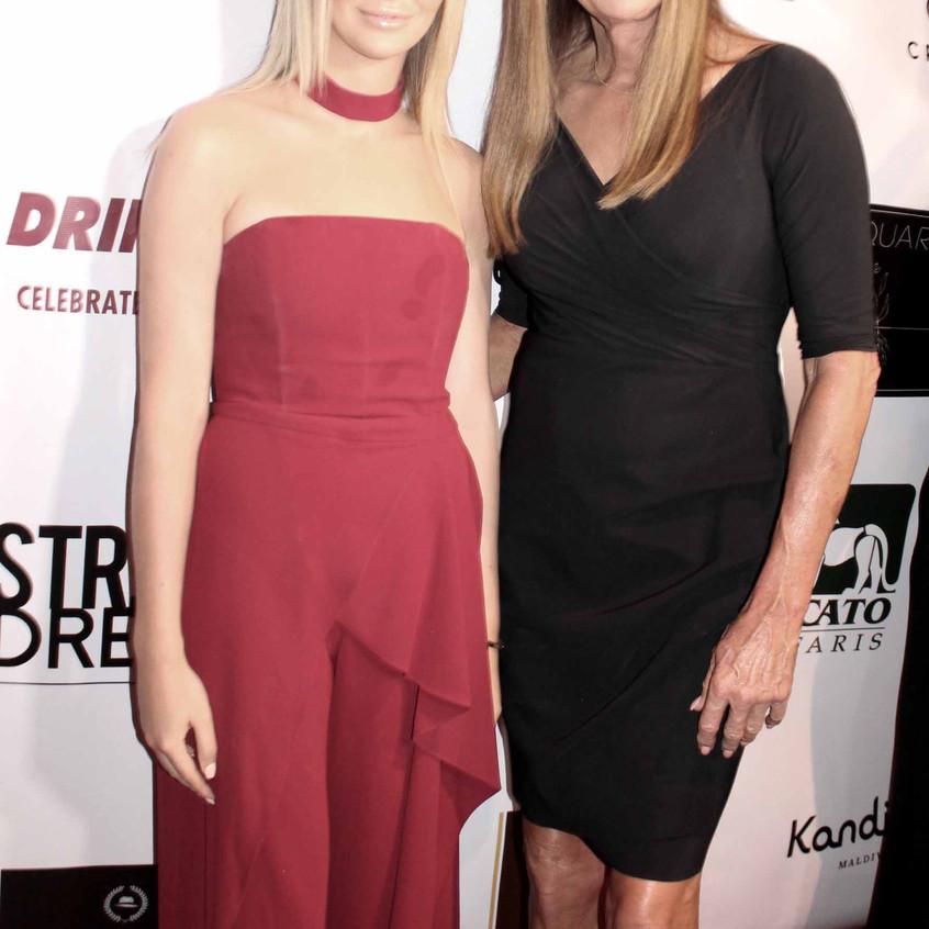 Sophia Hutchins and Caityn Jenner - Hono