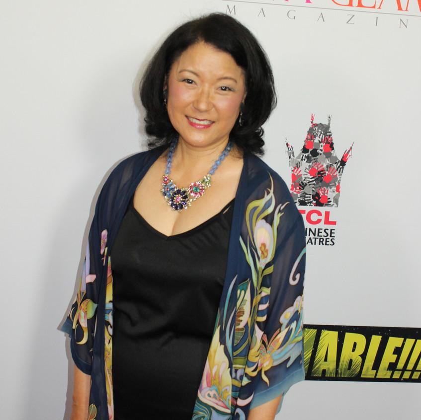 Patti Yasutake- Actress