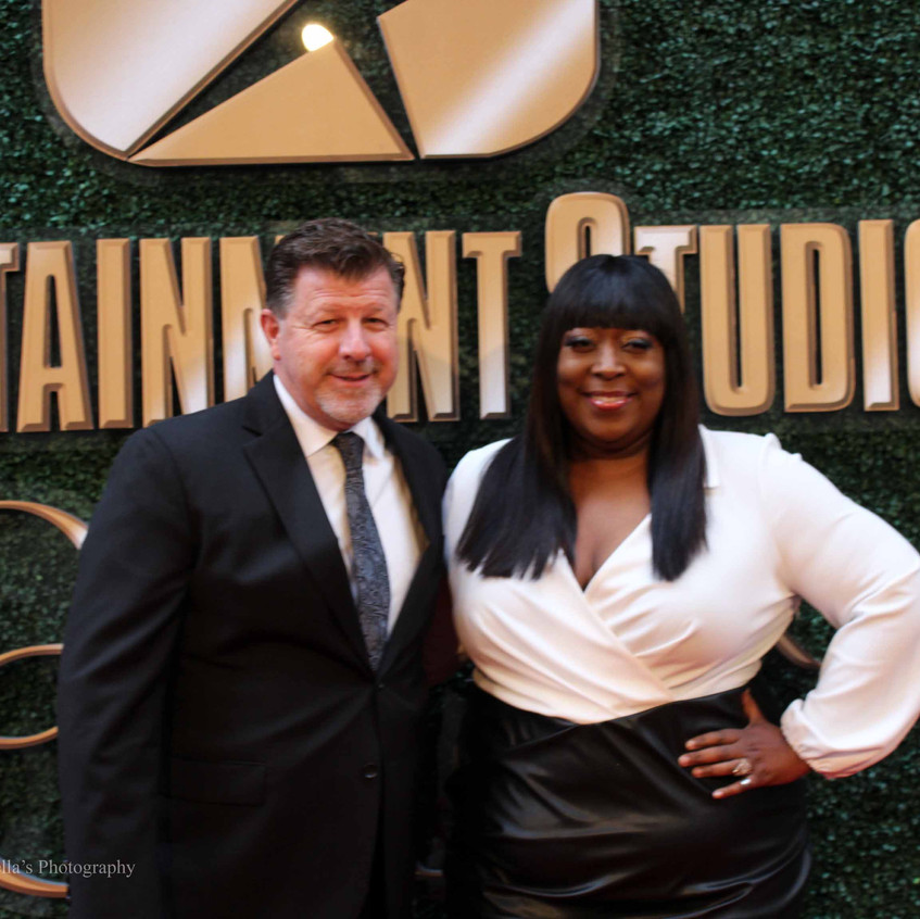 Loni Love- Comedian with James Welsh....
