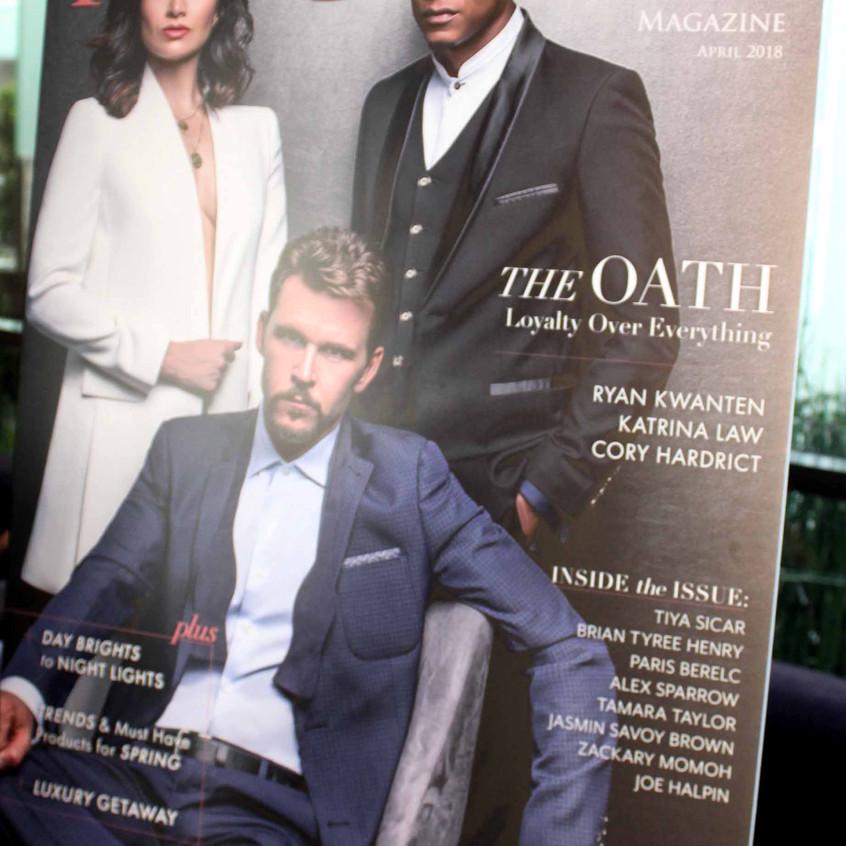 REGARD Magazine April 2018 Issue