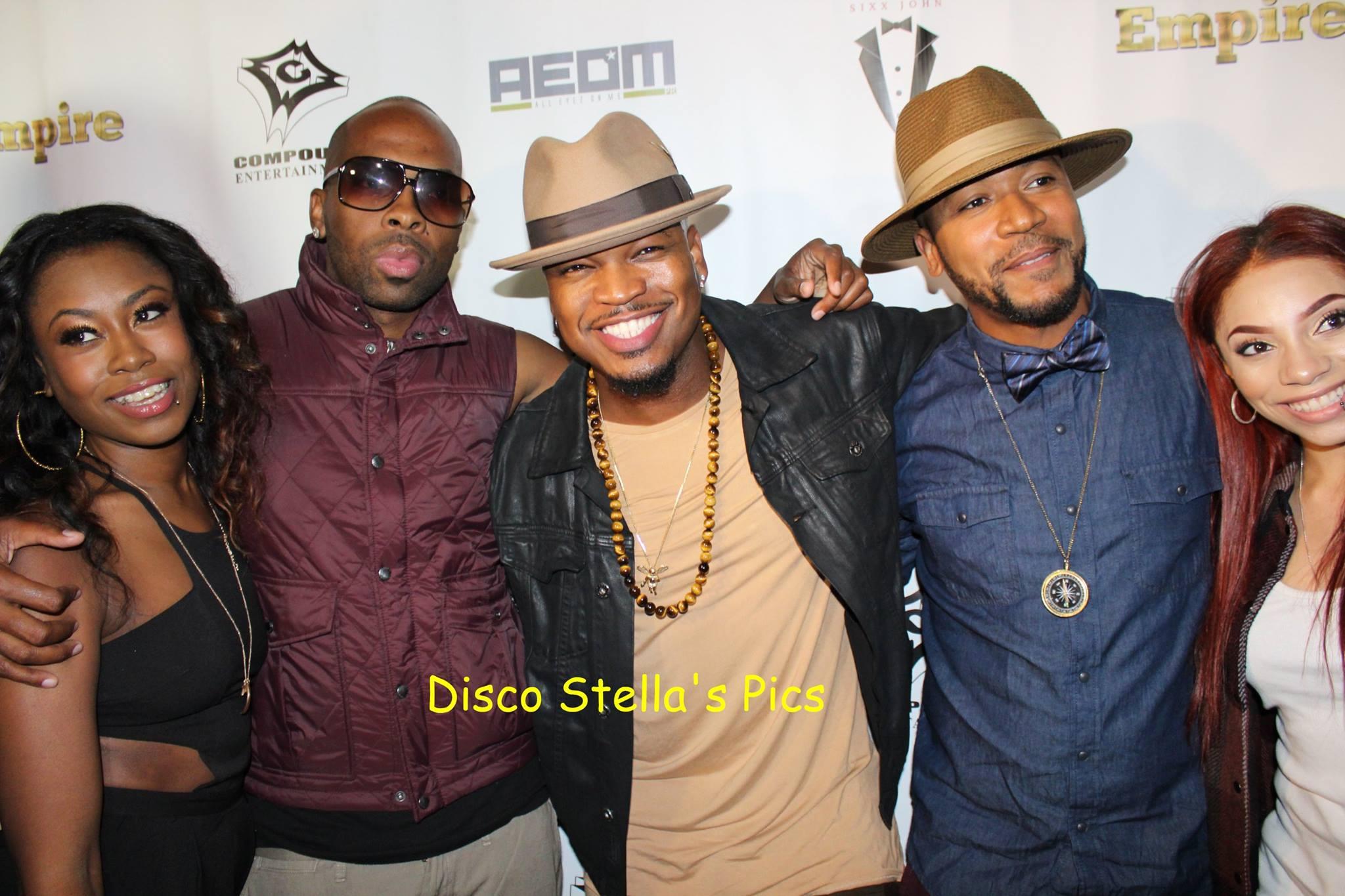 Disco Stella's Pics - Sixx John