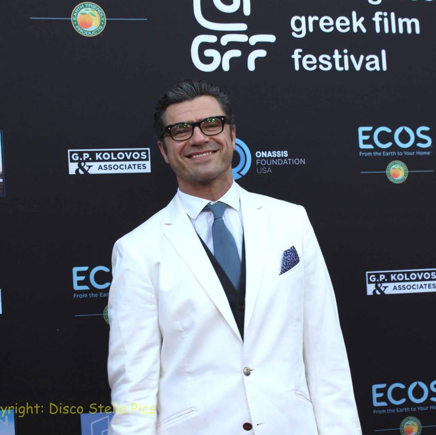 Christos Vasilopoulos-Actor