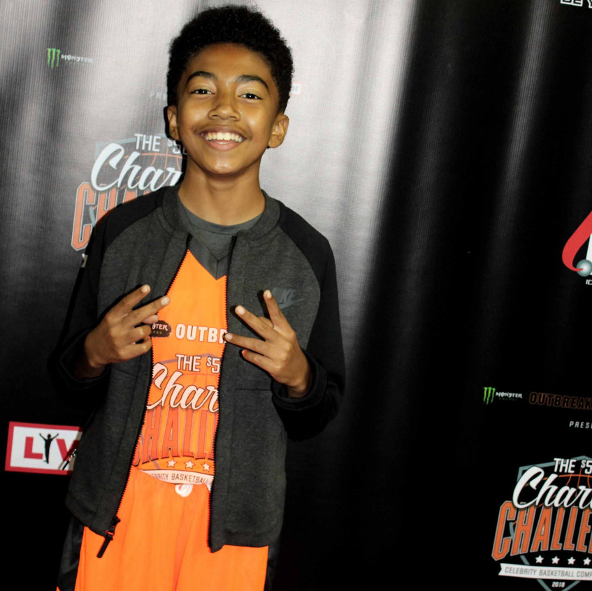 Miles Brown- Actor - Player in Game
