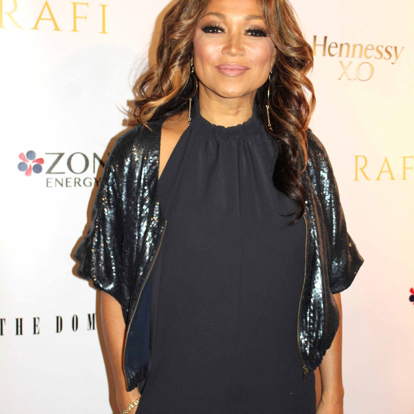 Chante Moore- Singer - Songwriter