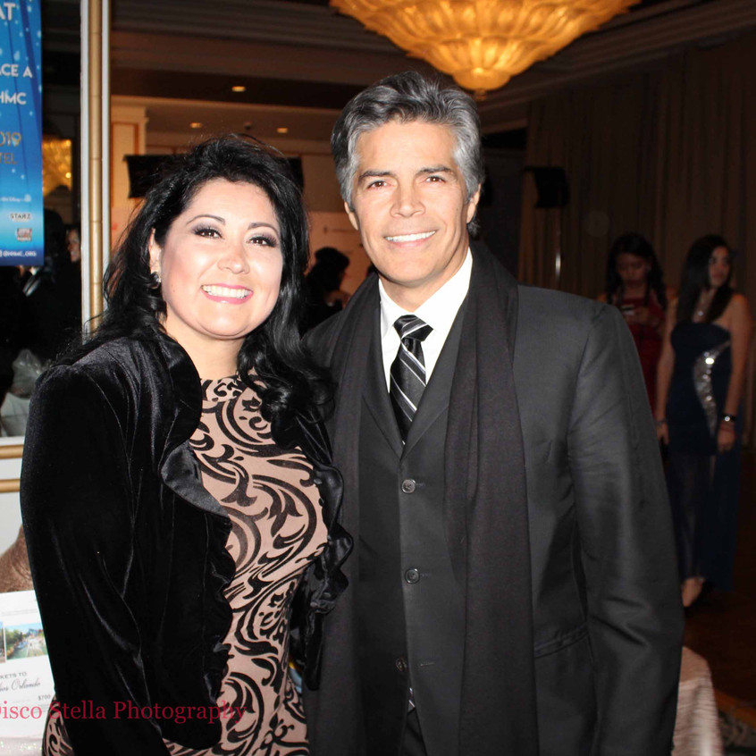 Esai Morales - Actor with guest